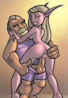 comics World of Warcraft Busty Elves fucked by horny Dwarfs exclusive