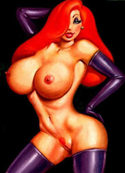Nude Jessica Rabbit Cartoon Porn